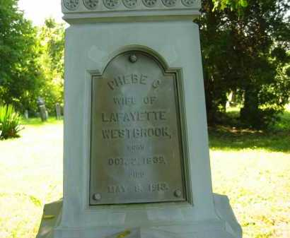 WESTBROOK, LAFAYETTE - Morrow County, Ohio | LAFAYETTE WESTBROOK - Ohio Gravestone Photos
