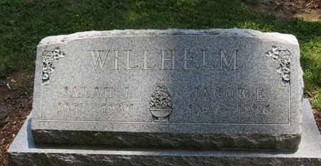 WILHELM, JACOB E. - Morrow County, Ohio | JACOB E. WILHELM - Ohio Gravestone Photos