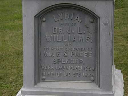 SPENCER, WM. F. - Morrow County, Ohio | WM. F. SPENCER - Ohio Gravestone Photos