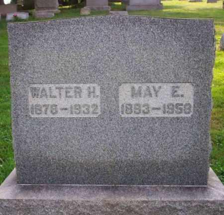 ACHAUER, WALTER H. - Muskingum County, Ohio | WALTER H. ACHAUER - Ohio Gravestone Photos