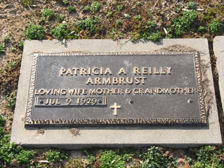 REILLY ARMBRUST, PATRICIA - Muskingum County, Ohio | PATRICIA REILLY ARMBRUST - Ohio Gravestone Photos