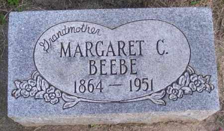 BEEBE, MARGARET C. - Muskingum County, Ohio | MARGARET C. BEEBE - Ohio Gravestone Photos