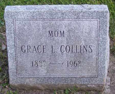 COLLINS, GRACE L. - Muskingum County, Ohio   GRACE L. COLLINS - Ohio Gravestone Photos