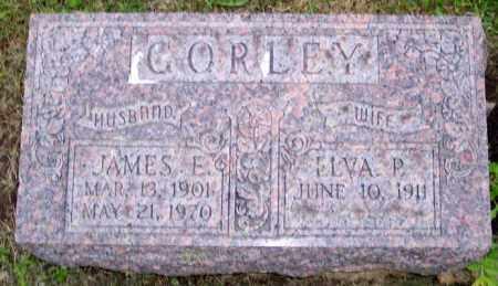 CORLEY, JAMES E. - Muskingum County, Ohio | JAMES E. CORLEY - Ohio Gravestone Photos