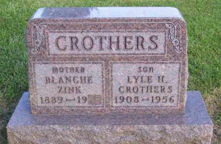 CROTHERS, LYLE H. - Muskingum County, Ohio | LYLE H. CROTHERS - Ohio Gravestone Photos