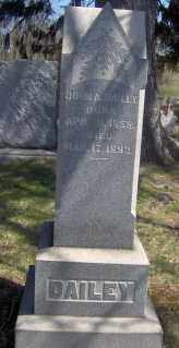 DAILEY, JOHN A - Muskingum County, Ohio | JOHN A DAILEY - Ohio Gravestone Photos