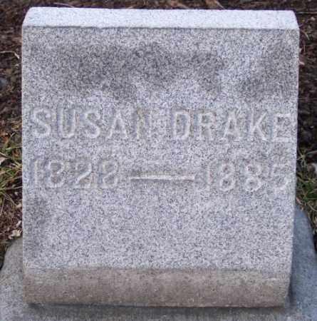 DRAKE, SUSAN - Muskingum County, Ohio | SUSAN DRAKE - Ohio Gravestone Photos