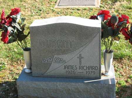 DURANT, JAMES R. - Muskingum County, Ohio   JAMES R. DURANT - Ohio Gravestone Photos