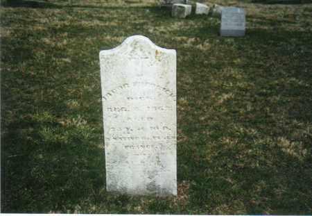 FREDRICK, JACOB - Muskingum County, Ohio   JACOB FREDRICK - Ohio Gravestone Photos