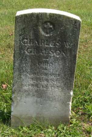 GRAYSON, CHARLES W. - Muskingum County, Ohio   CHARLES W. GRAYSON - Ohio Gravestone Photos