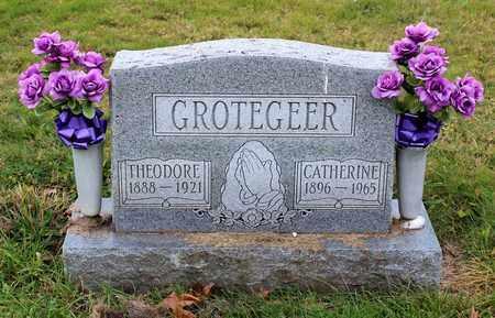 GROTEGEER, THEODORE - Muskingum County, Ohio | THEODORE GROTEGEER - Ohio Gravestone Photos