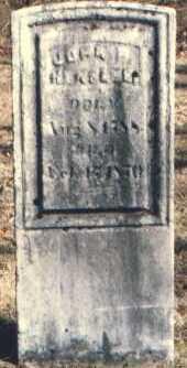 HENSLEE, JOHN PIERCE - Muskingum County, Ohio | JOHN PIERCE HENSLEE - Ohio Gravestone Photos