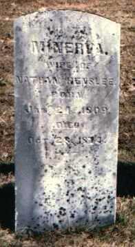 HENSLEE, MINERVA - Muskingum County, Ohio | MINERVA HENSLEE - Ohio Gravestone Photos