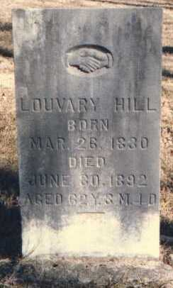 REDMAN HILL, LOVARA - Muskingum County, Ohio | LOVARA REDMAN HILL - Ohio Gravestone Photos