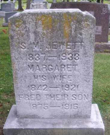 JEWETT, FRED - Muskingum County, Ohio | FRED JEWETT - Ohio Gravestone Photos
