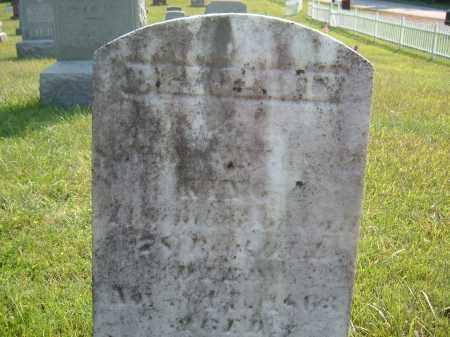 KING, BENJAMIN ? - Muskingum County, Ohio | BENJAMIN ? KING - Ohio Gravestone Photos