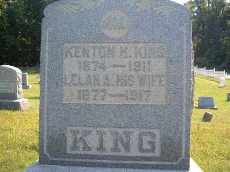 ? KING, LELAHA - Muskingum County, Ohio | LELAHA ? KING - Ohio Gravestone Photos