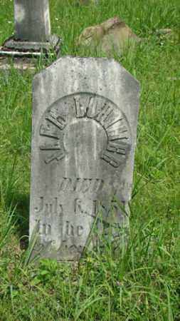 LORIMER, JANE - Muskingum County, Ohio   JANE LORIMER - Ohio Gravestone Photos