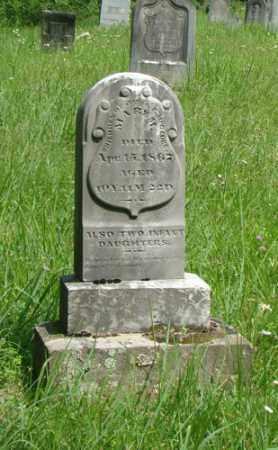 MCCLURE, MARY M. - Muskingum County, Ohio   MARY M. MCCLURE - Ohio Gravestone Photos