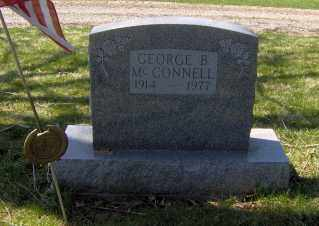 MCCONNELL, GEORGE - Muskingum County, Ohio | GEORGE MCCONNELL - Ohio Gravestone Photos