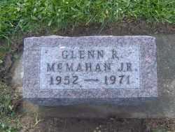 MCMAHAN JR., GLENN ROBERT - Muskingum County, Ohio   GLENN ROBERT MCMAHAN JR. - Ohio Gravestone Photos