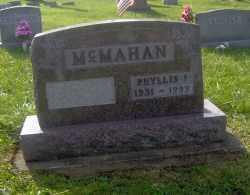 MCMAHAN, PHYLLIS IRENE - Muskingum County, Ohio | PHYLLIS IRENE MCMAHAN - Ohio Gravestone Photos