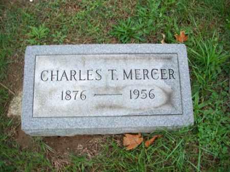MERCER, CHARLES T. - Muskingum County, Ohio | CHARLES T. MERCER - Ohio Gravestone Photos