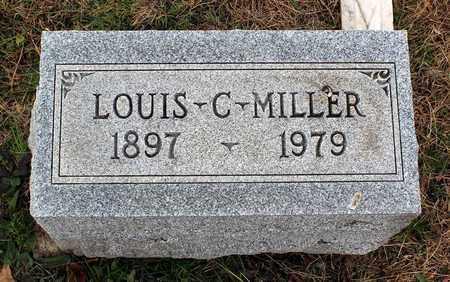 MILLER, LOUIS C. - Muskingum County, Ohio | LOUIS C. MILLER - Ohio Gravestone Photos