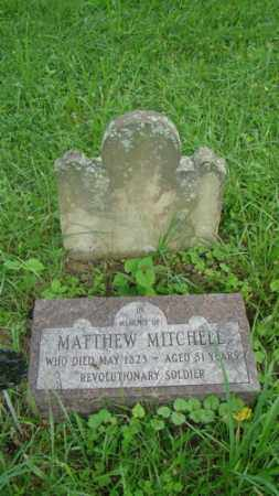 MITCHELL, MATTHEW - Muskingum County, Ohio | MATTHEW MITCHELL - Ohio Gravestone Photos