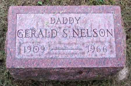 NELSON, GERALD S. - Muskingum County, Ohio   GERALD S. NELSON - Ohio Gravestone Photos