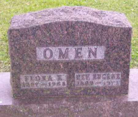 OMEN, REV. EUGENE - Muskingum County, Ohio | REV. EUGENE OMEN - Ohio Gravestone Photos