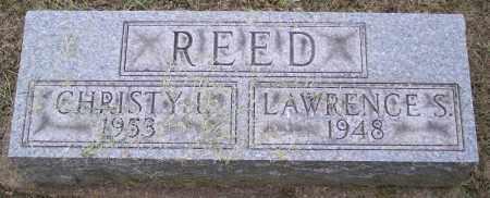 REED, CHRISTY L. - Muskingum County, Ohio   CHRISTY L. REED - Ohio Gravestone Photos