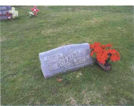 ROBBINS, ELLEN G. - Muskingum County, Ohio | ELLEN G. ROBBINS - Ohio Gravestone Photos