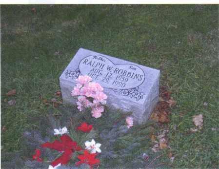 ROBBINS, RALPH W. - Muskingum County, Ohio   RALPH W. ROBBINS - Ohio Gravestone Photos