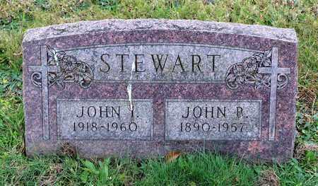 STEWART, JOHN R. - Muskingum County, Ohio | JOHN R. STEWART - Ohio Gravestone Photos