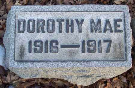 WILEY, DOROTHY MAE - Muskingum County, Ohio | DOROTHY MAE WILEY - Ohio Gravestone Photos