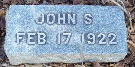 WILEY, JOHN S. - Muskingum County, Ohio | JOHN S. WILEY - Ohio Gravestone Photos