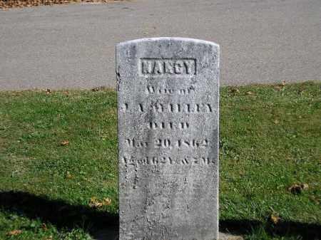 CHAPMAN WILLEY, NANCY - Muskingum County, Ohio | NANCY CHAPMAN WILLEY - Ohio Gravestone Photos