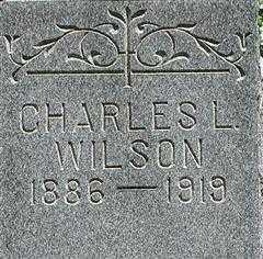 WILSON, CHARLES - Muskingum County, Ohio   CHARLES WILSON - Ohio Gravestone Photos