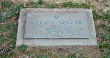 WOERNER, ROBERT E. - Muskingum County, Ohio | ROBERT E. WOERNER - Ohio Gravestone Photos