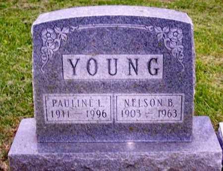 YOUNG, NELSON B. - Muskingum County, Ohio | NELSON B. YOUNG - Ohio Gravestone Photos
