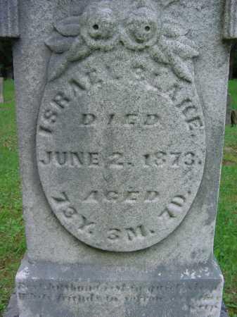 BLAKE, ISRAEL - Noble County, Ohio   ISRAEL BLAKE - Ohio Gravestone Photos