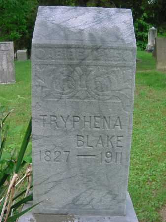 TWOMBLEY BLAKE, TRYPHENA - Noble County, Ohio   TRYPHENA TWOMBLEY BLAKE - Ohio Gravestone Photos
