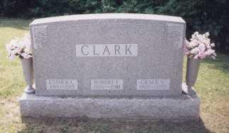 CLARK, ESTHER - Noble County, Ohio   ESTHER CLARK - Ohio Gravestone Photos