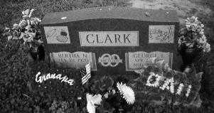 CLARK, GEORGE L. - Noble County, Ohio   GEORGE L. CLARK - Ohio Gravestone Photos