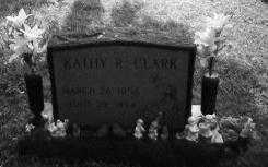 CLARK, KATHY R. - Noble County, Ohio | KATHY R. CLARK - Ohio Gravestone Photos