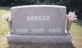 "CLARK, ROBERT F. ""JUM"" - Noble County, Ohio | ROBERT F. ""JUM"" CLARK - Ohio Gravestone Photos"