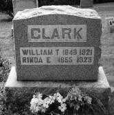 CLARK, RINDA E. - Noble County, Ohio | RINDA E. CLARK - Ohio Gravestone Photos
