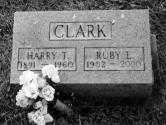 CLARK, RUBY E. - Noble County, Ohio   RUBY E. CLARK - Ohio Gravestone Photos