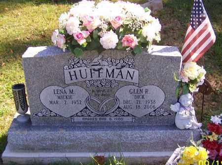 "HUFFMAN, LENA M.""MICKIE"" - Noble County, Ohio   LENA M.""MICKIE"" HUFFMAN - Ohio Gravestone Photos"